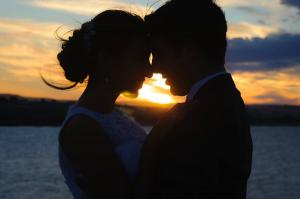 Foto destacada de la boda de Mely y Guido en Puerto Madryn por Anibal Alvarez Fotografo