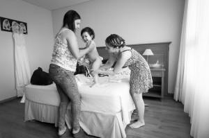 preparativos de la boda de johana y maxi por anibal alvarez fotografo