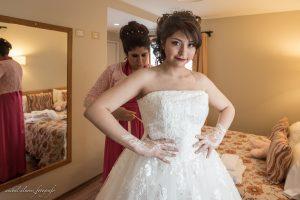 Rocio + Adrian preparativos para su boda en Trelew por Anibal Alvarez Fotografo