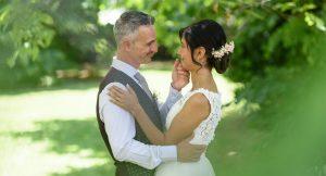 Foto de boda de día por Aníbal Álvarez fotografía de casamientos en Puerto Madryn