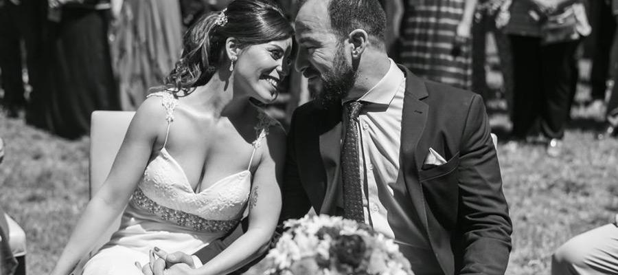 Foto de la boda de Aldana & Ezequiel en Trelew por Aníbal Álvarez, fotógrafo Patagonia
